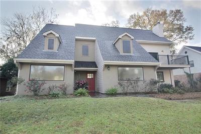 Destrehan, St. Rose Single Family Home Pending Continue to Show: 176 Villere Drive