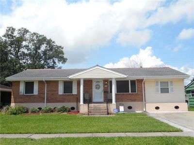 Metairie Single Family Home Pending Continue to Show: 3504 Bissonet Drive