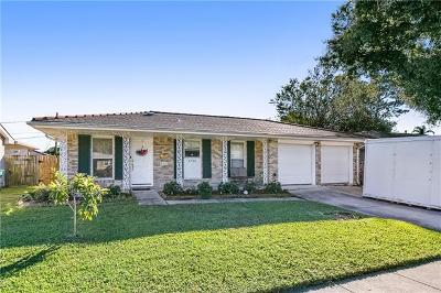 Metairie Single Family Home Pending Continue to Show: 6708 Hastings Street