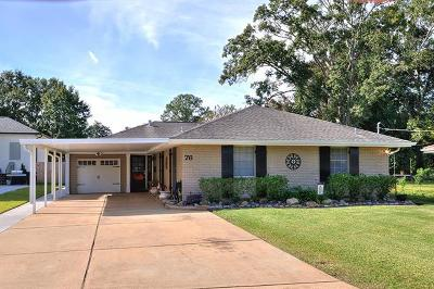 River Ridge, Harahan Single Family Home Pending Continue to Show: 76 Bailey Street