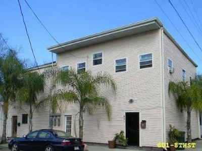 New Orleans Multi Family Home For Sale: 601 8th Street