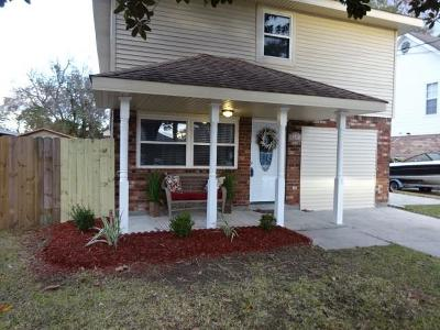 Kenner Single Family Home For Sale: 3012 Indiana Avenue