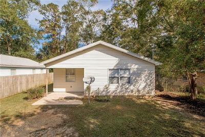 Covington Single Family Home Pending Continue to Show: 912 W 31st Avenue