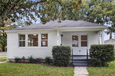 Metairie Single Family Home For Sale: 655 Elmeer Avenue