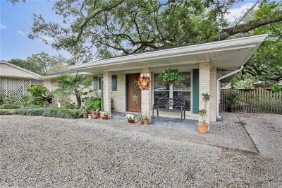 River Ridge, Harahan Single Family Home For Sale: 711 Arnold Avenue