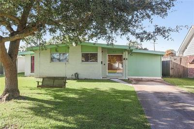 Metairie Single Family Home For Sale: 816 Cynthia Avenue