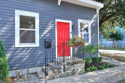New Orleans Multi Family Home For Sale: 4841-43 Coliseum Street