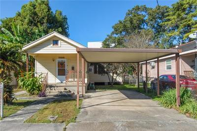 Harvey Single Family Home For Sale: 2425 9th Street