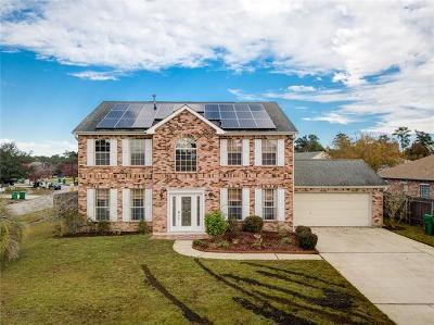 Slidell Single Family Home For Sale: 1202 Breckenridge Drive