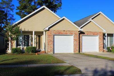 Mandeville Townhouse For Sale: 247 Fountains Park Boulevard