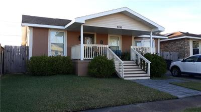 Kenner Single Family Home For Sale: 3705 W La State Drive