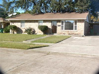 Metairie Single Family Home For Sale: 6305 Loveland Street