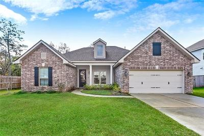 Madisonville Single Family Home For Sale: 529 Ruelle Court