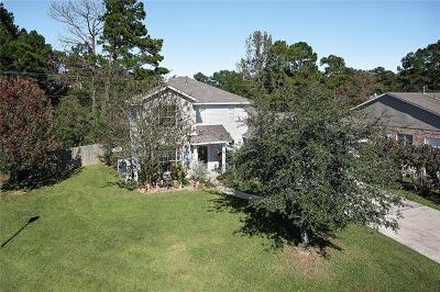 Slidell Single Family Home For Sale: 566 Redbud Lane