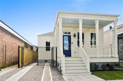 Single Family Home For Sale: 704 Josephine Street