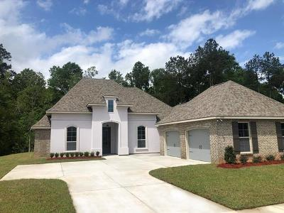 Madisonville Single Family Home For Sale: 656 Pine Grove Loop