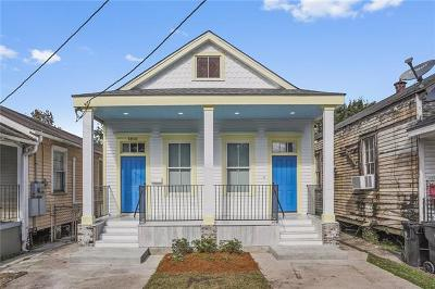New Orleans Single Family Home For Sale: 1816 Cambronne Street