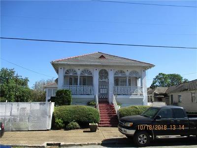 New Orleans Multi Family Home For Sale: 2339 Soniat Street