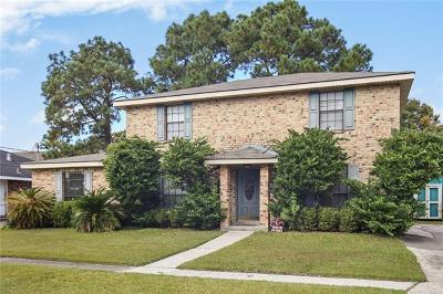 Metairie Single Family Home Pending Continue to Show: 3717 Barbara Place