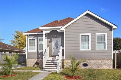 Kenner Single Family Home For Sale: 46 Furman Circle
