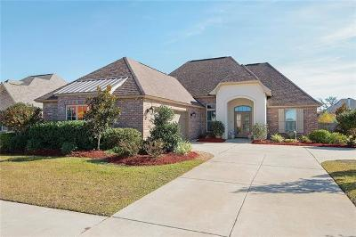 Madisonville Single Family Home For Sale: 352 Cedar Creek Drive