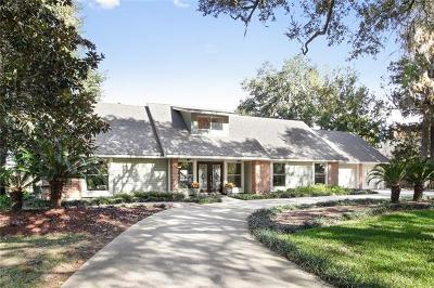 Destrehan, St. Rose Single Family Home Pending Continue to Show: 2105 Ormond Boulevard