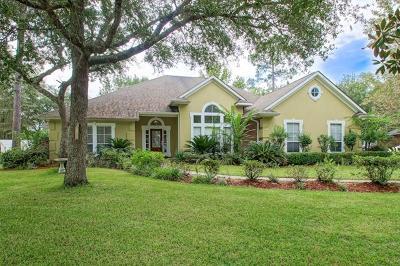Slidell Single Family Home For Sale: 102 Turtle Creek Boulevard
