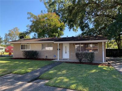 Single Family Home For Sale: 7021 Berkley Drive