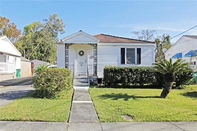 Metairie Single Family Home Pending Continue to Show: 601 N Howard Avenue