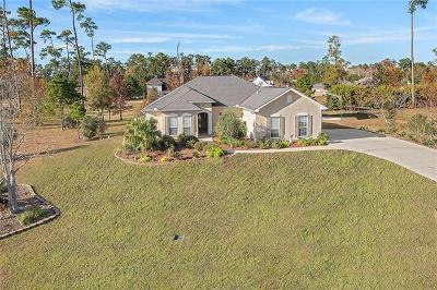Slidell Single Family Home For Sale: 1043 Brandon Drive
