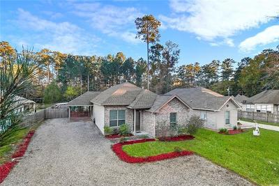 Covington Single Family Home For Sale: 20326 Helenberg Road