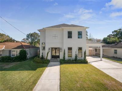 Single Family Home For Sale: 219 E William David Parkway