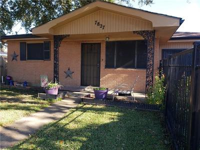 New Orleans Single Family Home For Sale: 7827 Unity Drive