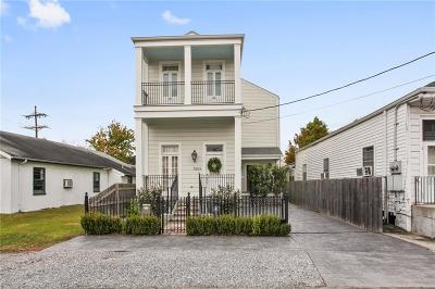 New Orleans Single Family Home For Sale: 5263 Annunciation Street