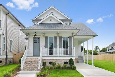 New Orleans Single Family Home For Sale: 5907 Milne Boulevard