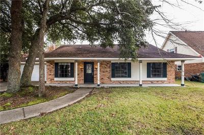Slidell Single Family Home For Sale: 309 Lake Village Boulevard