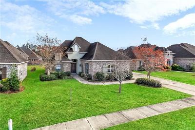 Slidell Single Family Home For Sale: 655 Highlands Drive