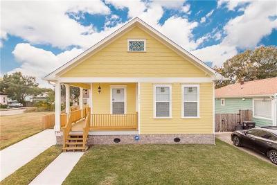 Single Family Home For Sale: 9008 Colapissa Street