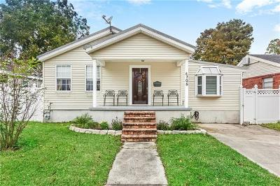 Jefferson Single Family Home For Sale: 4705 Hackberry Drive
