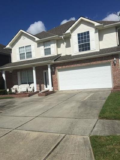 Marrero Single Family Home For Sale: 1040 Artesa Drive
