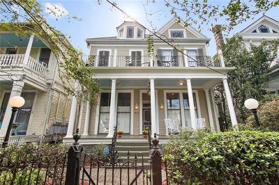 Jefferson Parish, Orleans Parish Condo For Sale: 1122 3rd Street #2