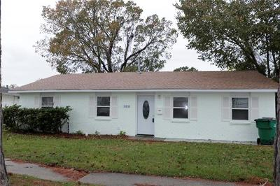 Single Family Home For Sale: 324 Bannerwood Drive