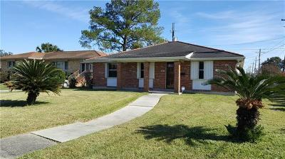 Single Family Home For Sale: 4801 Warrington Drive