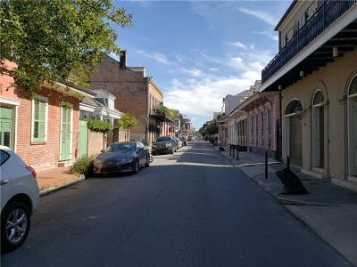 Jefferson Parish, Orleans Parish Condo For Sale: 829 Ursulines Avenue #4