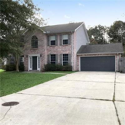 Slidell Single Family Home For Sale: 2127 Summertree Drive