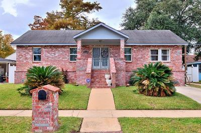 Single Family Home For Sale: 4564 Piety Drive
