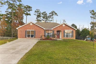 Slidell Single Family Home For Sale: 1048 Claire Drive