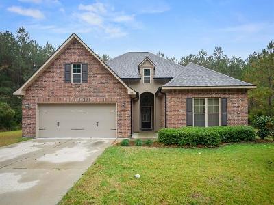 Covington Single Family Home For Sale: 166 Grand Lake Drive
