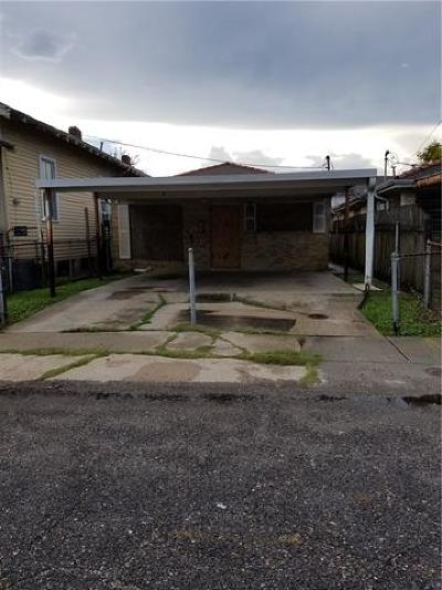 New Orleans Single Family Home For Sale: 1934 Arts Street