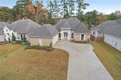Madisonville Single Family Home For Sale: 1020 Spring Haven Lane